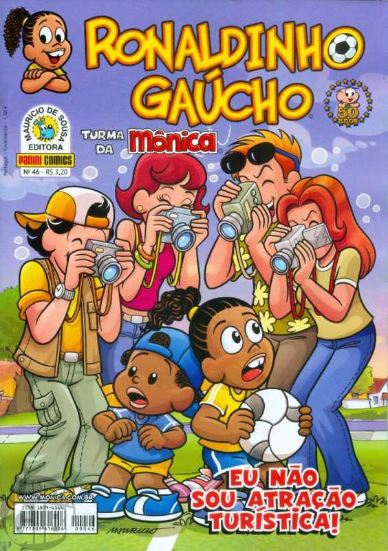 Ronaldinho Gaúcho [2ª série - Panini] nº 046 out/2010