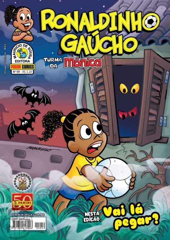 Ronaldinho Gaúcho [2ª série - Panini] nº 059 nov/2011