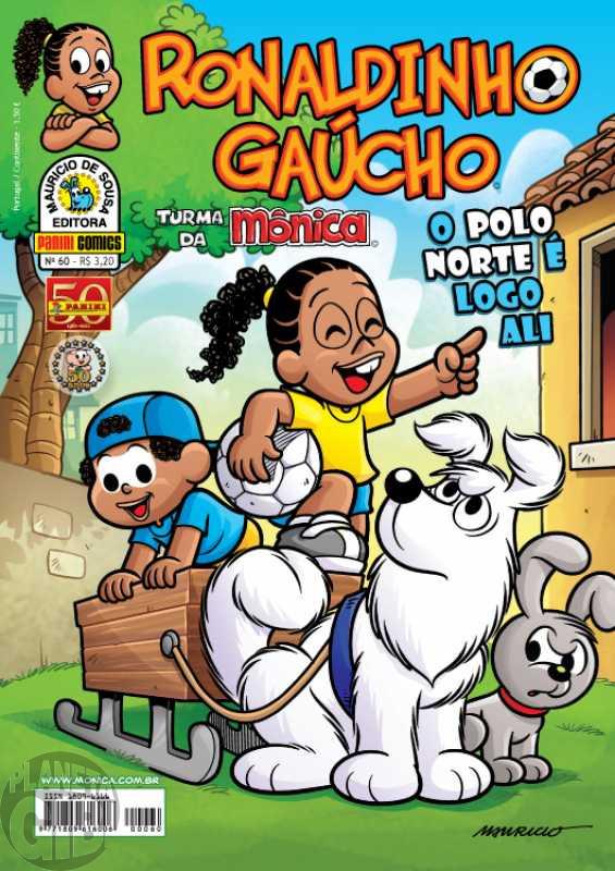Ronaldinho Gaúcho [2ª série - Panini] nº 060 dez/2011
