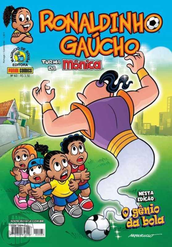 Ronaldinho Gaúcho [2ª série - Panini] nº 063 mar/2012