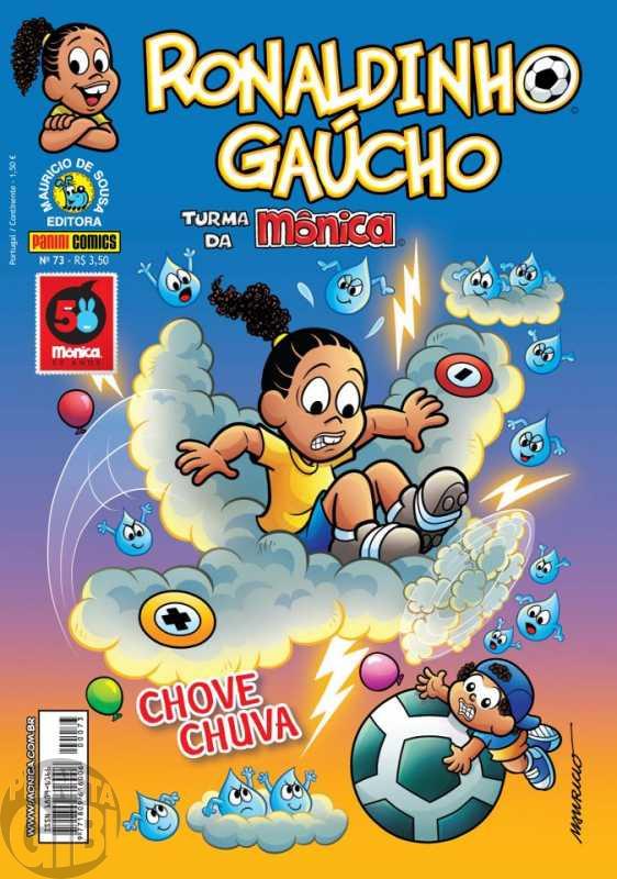 Ronaldinho Gaúcho [2ª série - Panini] nº 073 jan/2013