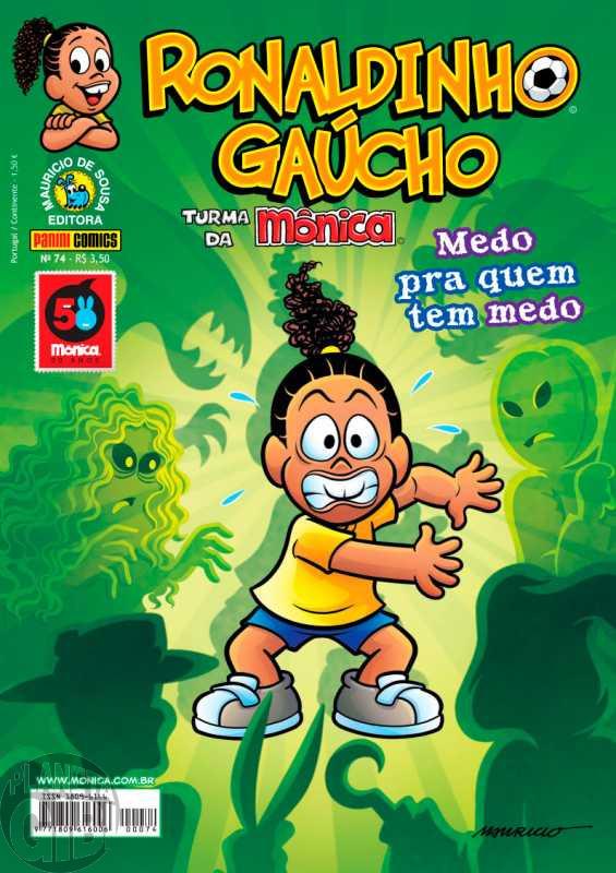 Ronaldinho Gaúcho [2ª série - Panini] nº 074 fev/2013