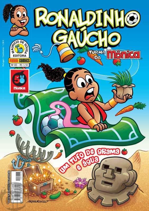 Ronaldinho Gaúcho [2ª série - Panini] nº 083 nov/2013