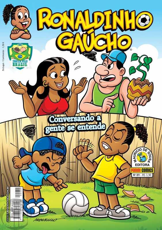 Ronaldinho Gaúcho [2ª série - Panini] nº 089 mai/2014