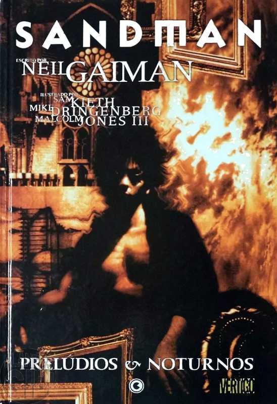 Sandman [Conrad] nº 001 jun/2005 - Prelúdios e Noturnos - Capa Dura