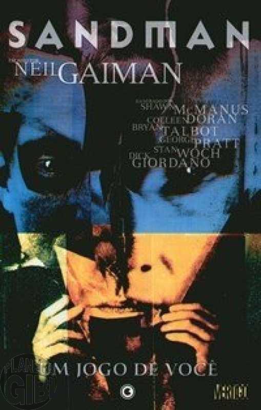 Sandman [Conrad] nº 005 jun/2006 - Um Jogo de Você - Capa Dura