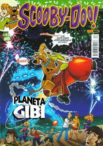 Scooby-Doo [Panini - 1ª série] nº 063 jan/2010