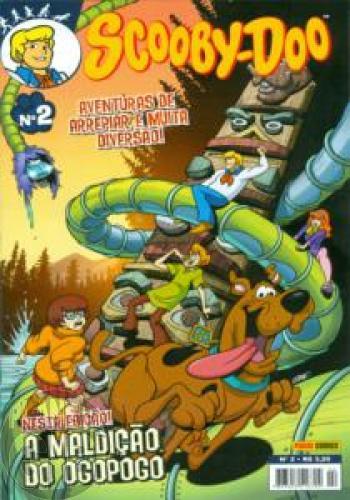 Scooby-Doo [Panini - 2ª série] nº 002 mai/2012