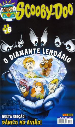 Scooby-Doo [Panini - 2ª série] nº 006 out/2012