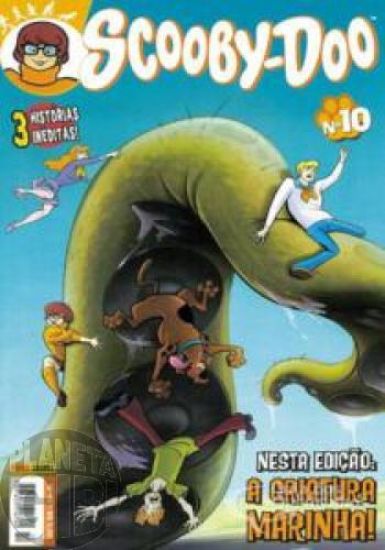 Scooby-Doo [Panini - 2ª série] nº 010 fev/2013