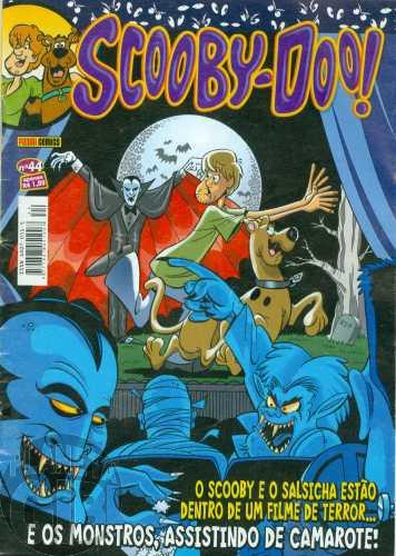 Scooby-Doo [Panini - 1ª série] nº 044 mar/2008