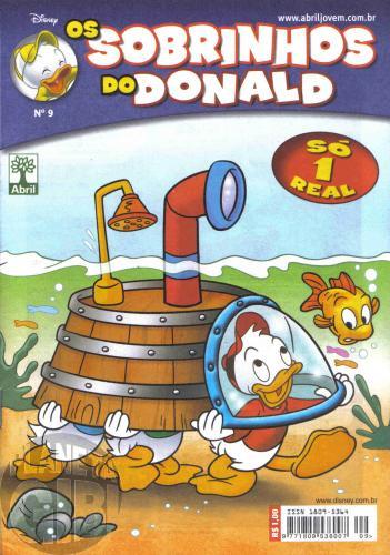 Sobrinhos do Donald nº 009 dez/2006