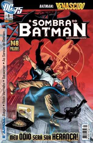 Sombra do Batman [Panini - 1ª série] nº 001 jul/2010
