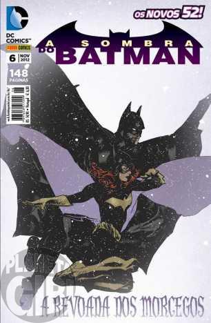 Sombra do Batman [Panini - 2ª série] nº 006 nov/2012