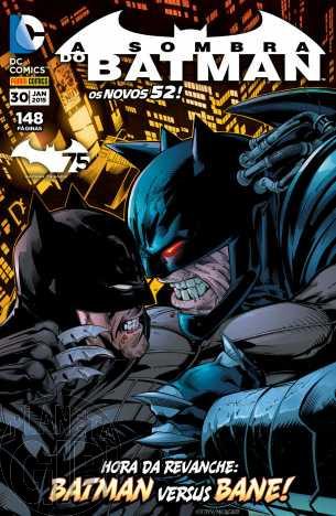 Sombra do Batman [Panini - 2ª série] nº 030 jan/2015