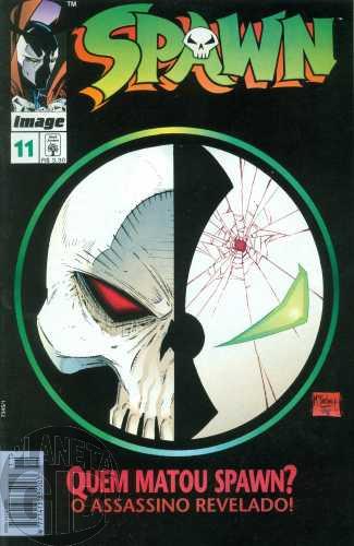 Spawn [Abril]  nº 011 jan/1997