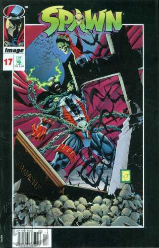 Spawn [Abril]  nº 017 jul/1997