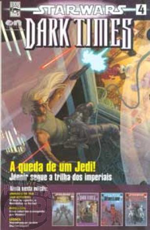 Star Wars [On Line Editora] nº 004 mai/09 - Dark Times