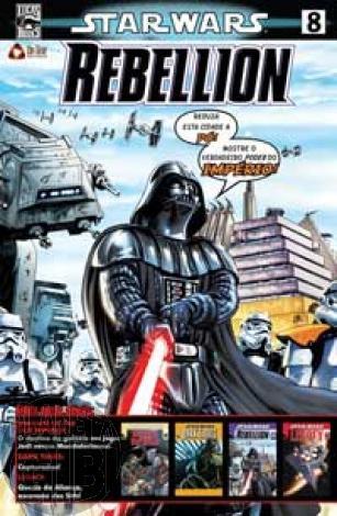 Star Wars nº 008 set/2009 - OnLine