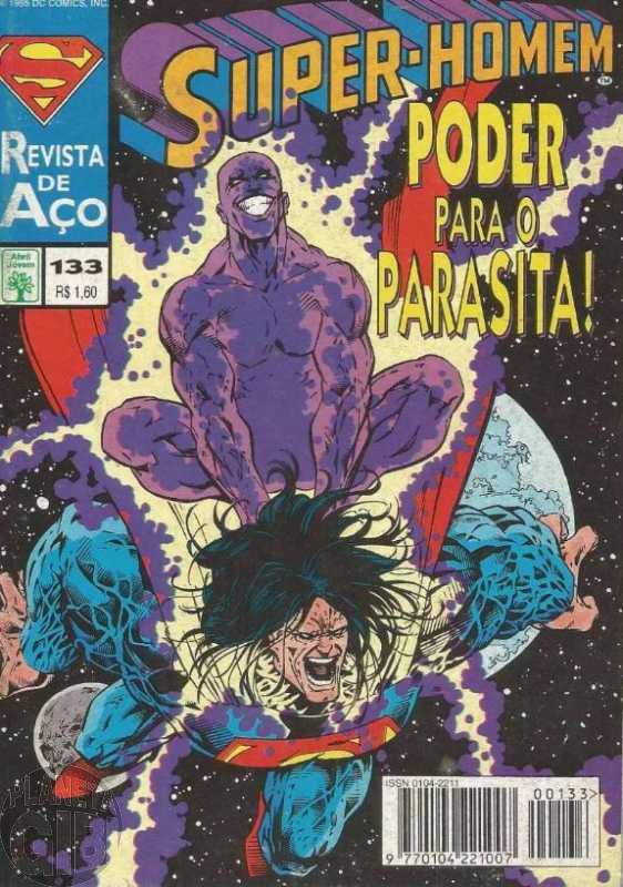 Super-Homem [Abril - 1ª série] nº 133 jul/1995
