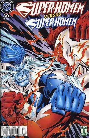 Super-Homem [Abril - 2ª série] nº 030 abr/1999