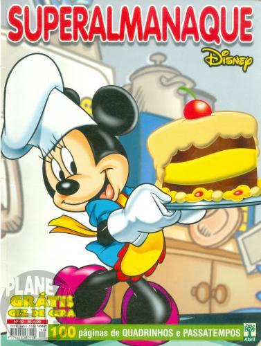 Superalmanaque nº 040 mai/2001 - Disney: Superalmanaque Disney - Vide Detalhes