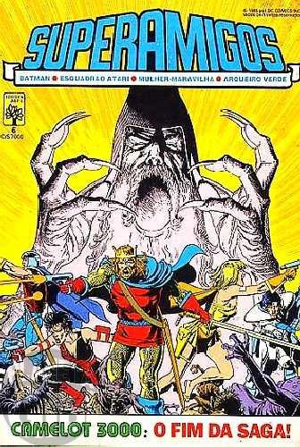 Superamigos [Abril] nº 006 out/1985