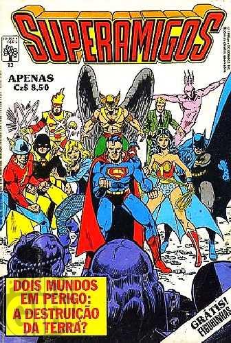 Superamigos [Abril] nº 013 mai/1986