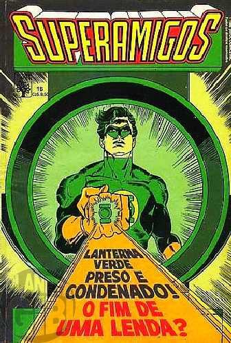 Superamigos [Abril] nº 015 jul/1986