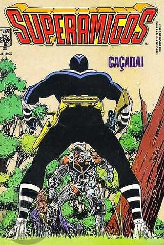 Superamigos [Abril] nº 029 set/1987