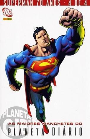 Superman 70 Anos nº 004 dez/2008