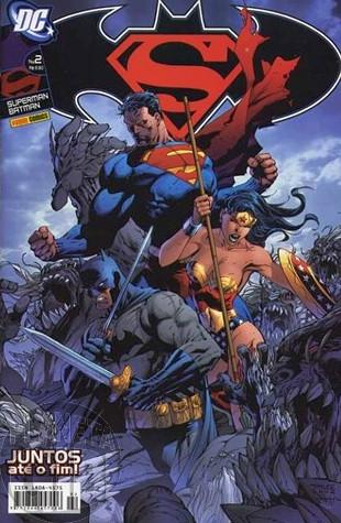 Superman & Batman [Panini - 1ª série] nº 002 ago/2005