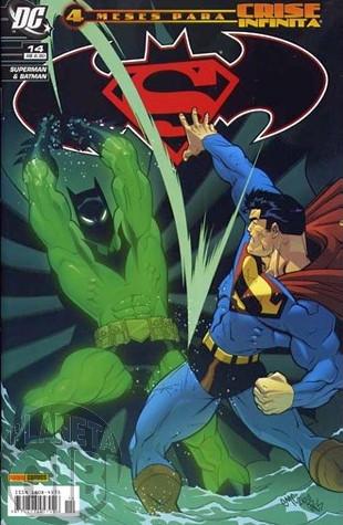 Superman & Batman [Panini - 1ª série] nº 014 ago/2006