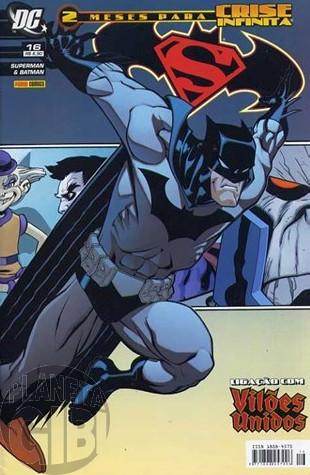 Superman & Batman [Panini - 1ª série] nº 016 out/2006