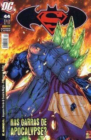 Superman & Batman [Panini - 1ª série] nº 044 fev/2009