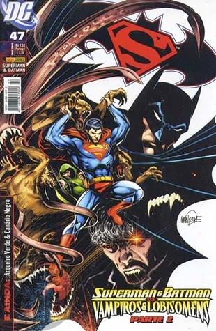 Superman & Batman [Panini - 1ª série] nº 047 mai/2009
