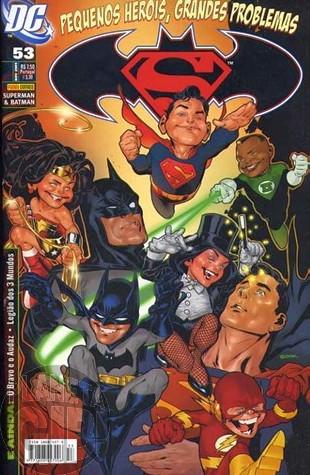 Superman & Batman [Panini - 1ª série] nº 053 nov/2009