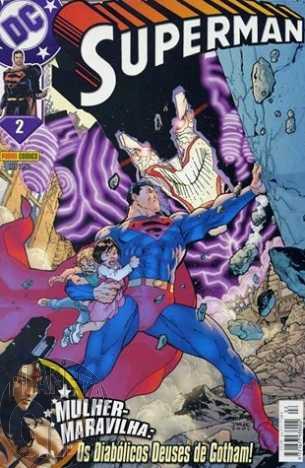 Superman [Panini - 1ª série] nº 002 jan/2003