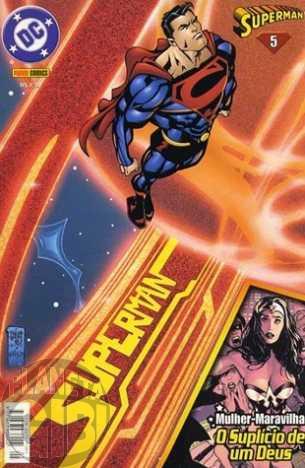 Superman [Panini - 1ª série] nº 005 abr/2003