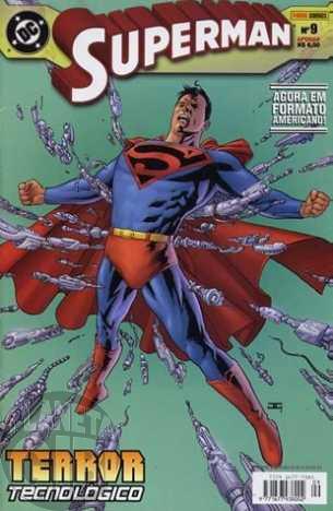 Superman [Panini - 1ª série] nº 009 ago/2003