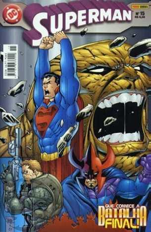 Superman [Panini - 1ª série] nº 015 fev/2004