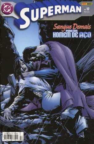 Superman [Panini - 1ª série] nº 017 abr/2004