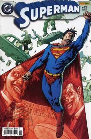 Superman [Panini - 1ª série] nº 026 jan/2005