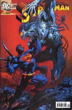 Superman [Panini - 1ª série] nº 035 out/2005