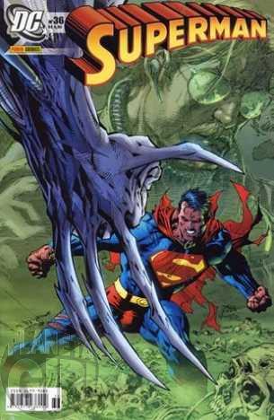 Superman [Panini - 1ª série] nº 036 nov/2005