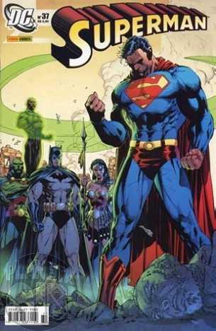 Superman [Panini - 1ª série] nº 037 dez/2005