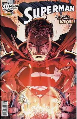 Superman [Panini - 1ª série] nº 038 jan/2006