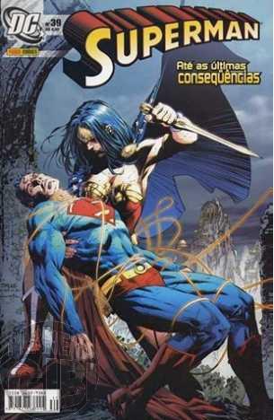 Superman [Panini - 1ª série] nº 039 fev/2006