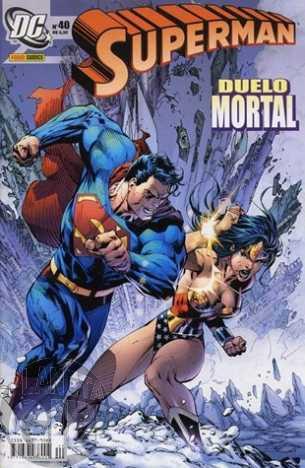 Superman [Panini - 1ª série] nº 040 mar/2006