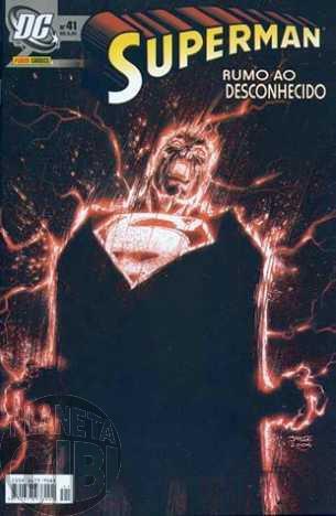 Superman [Panini - 1ª série] nº 041 abr/2006